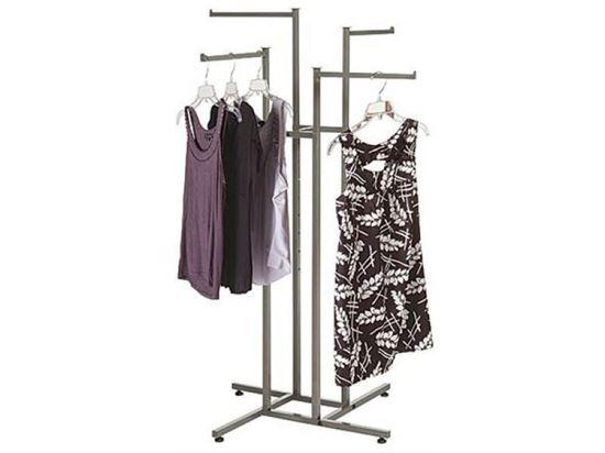Dört Kollu Elbise Standı. ürün görseli