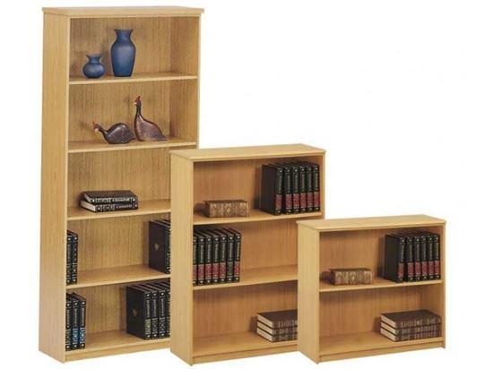 Ahşap Kitaplık. ürün görseli